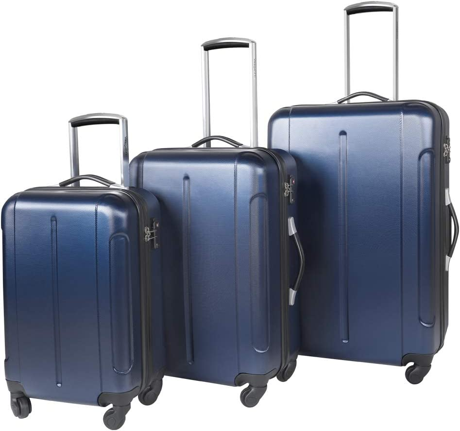 Vesgantti Maleta, azul mate (azul) - Luggage 21