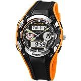 Gokelly Kids Watch Boys Sports Waterproof Led Digital Watches With Alarm Wrist Watch For Boys Girls Childrens