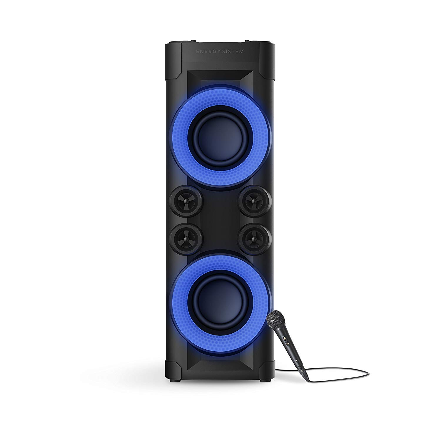 Energy Sistem Party 6 Bluetooth 240 W 2.1 Sound System (Black)