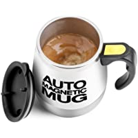 Auto agitación Taza de café eléctrico automático para mezclar taza regalo, 1.00 voltsV
