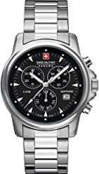 Swiss Military Hanowa Mens Watch Swiss Recruit Chrono Prime 06-5232.04.007