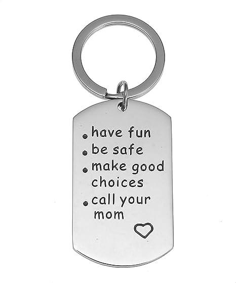 Amazon.com: Have Fun, ser seguro, hacer buen opciones y ...