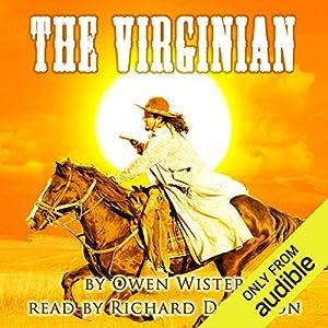 The Virginian Hörbuch