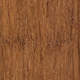 Strand Woven Harvest 3/8 in. Thick x 4.92 in. Wide x 36-1/4 in. Length Solid Bamboo Flooring (24.76 sq. ft. / case)