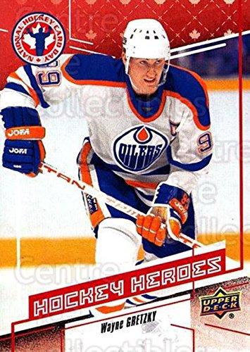 (CI) Wayne Gretzky Hockey Card 2017 Upper Deck National Hockey Card Day Canada 15 Wayne ()