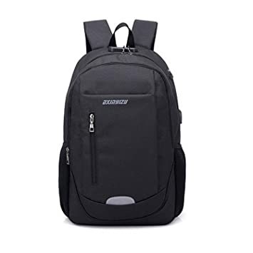 Amazon.com  Backpack Men School Student Laptop Backpacks for IPAD Gift USB  Backpack Travels Hombre Back Pack df5cc434544a1