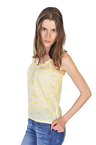 Burberry Top mujer Amarillo S