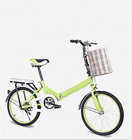 Bicicleta Plegable Bicicleta de 20 Pulgadas Bicicleta Ligera, no ...