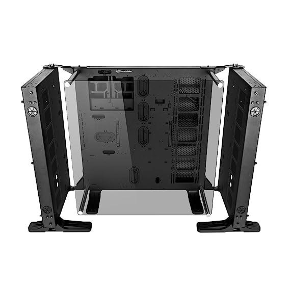 Thermaltake Core P7 TG Torre Negro - Caja de Ordenador (Torre, PC, SGCC, Vidrio Templado, ATX,EATX,Micro-ATX,Mini-ITX, Negro, 18 cm): Amazon.es: Informática