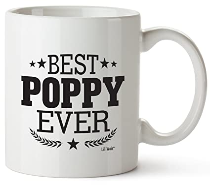 Amazon.com: Poppy Gifts For Christmas Birthday Valentines San ...