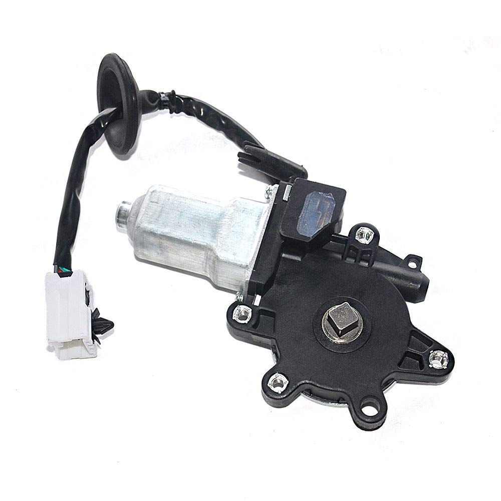 Power Window Motor Driver Side Left LH Compatible for Infiniti G35 Coupe Nissan 350Z