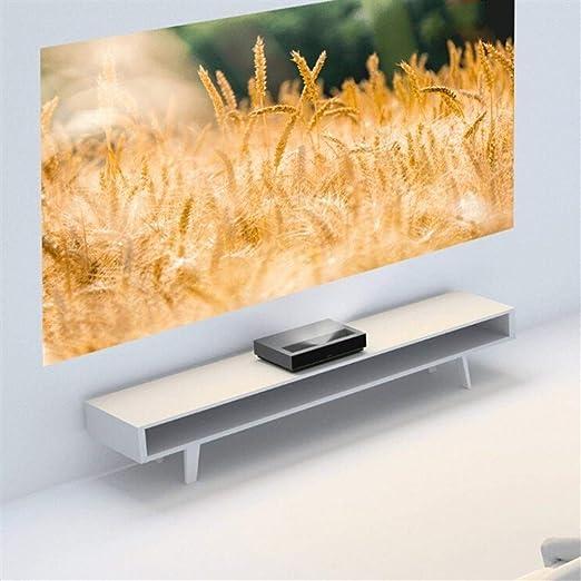 TV proyector 4K Cine HD proyector de 150 Pulgadas de Cine en casa ...
