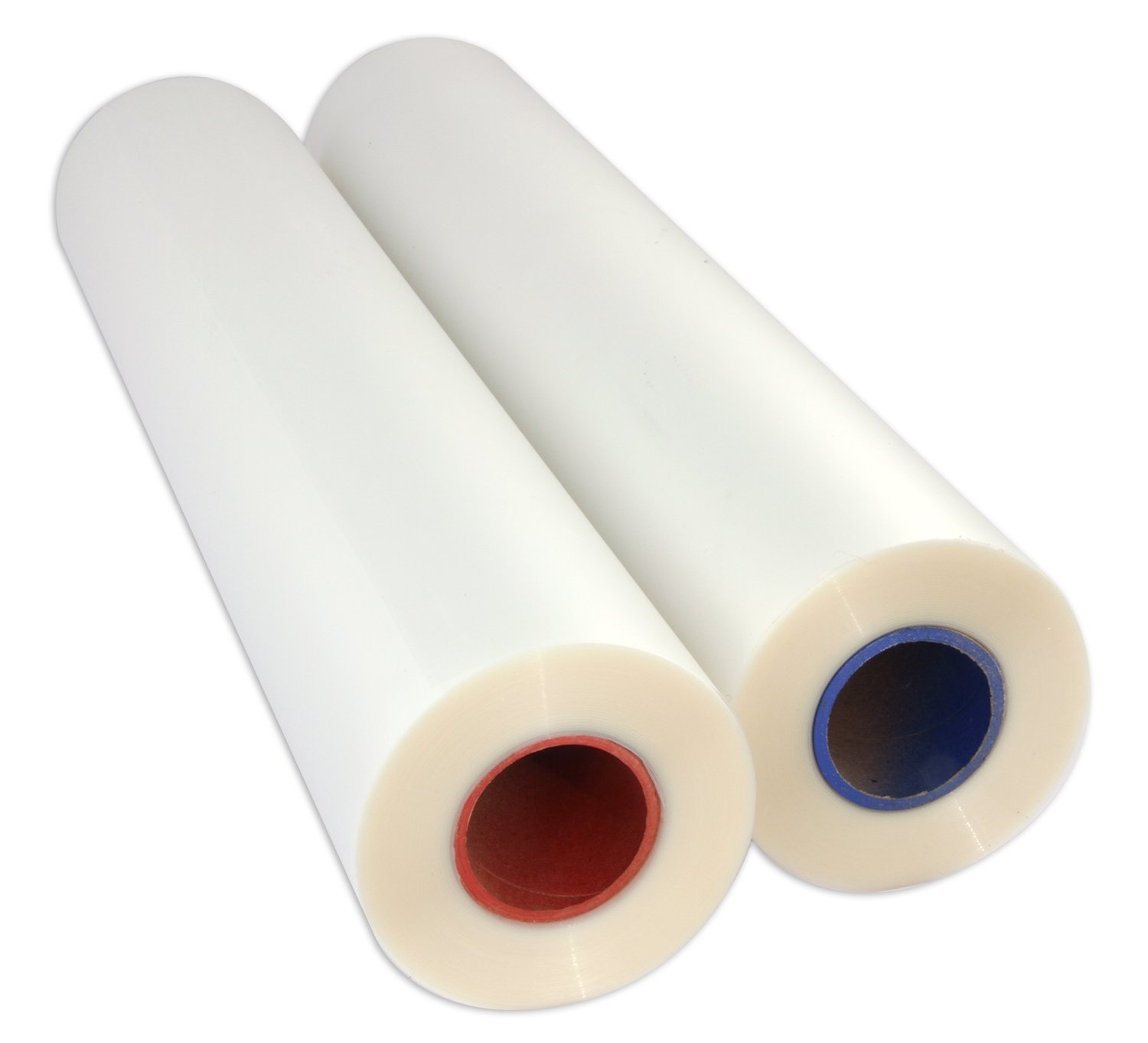 USI Premium Thermal Low-Melt EVA Roll Laminating Film, 2.25 Inch Core, 5 Mil, Wide Format, 40 Inches x 200 Feet, Clear Gloss, 2 Rolls