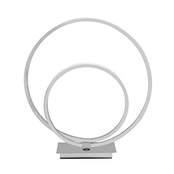 Review LED Circular Table Lamp