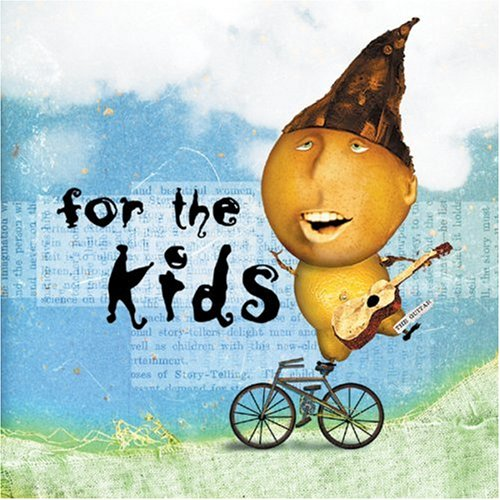 CD : Various Artists - For The Kids (CD)