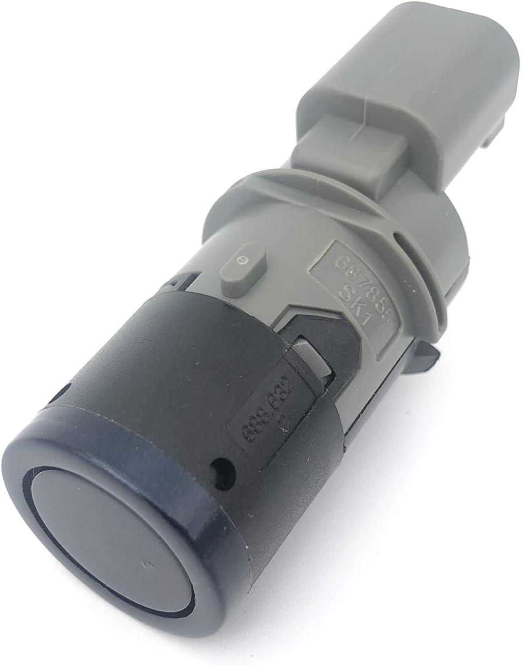 tiefsee-blau a76 Vorne Parksensor f/ür BMW E60 E61 E63 E64 LCI 5er 6er 2002-2010 Lackierter PDC Einparkhilfe Ultraschallsensor Parktronic Parking Sensor