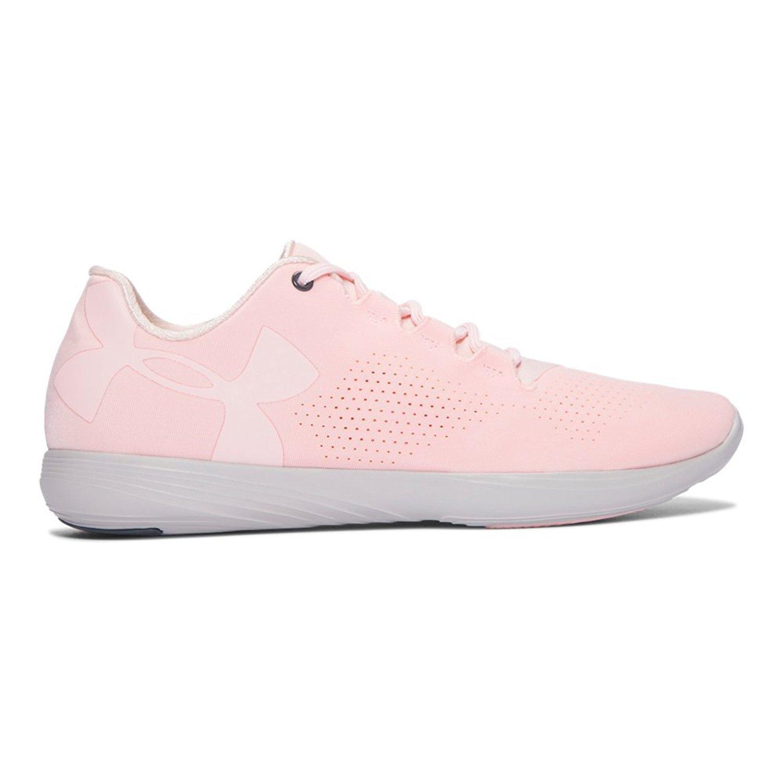 Under Armour Women's Street Precision Low Sneaker B01GSSGWWW 10 B(M) US|Ballet Pink/Gray Matter/Ballet Pink