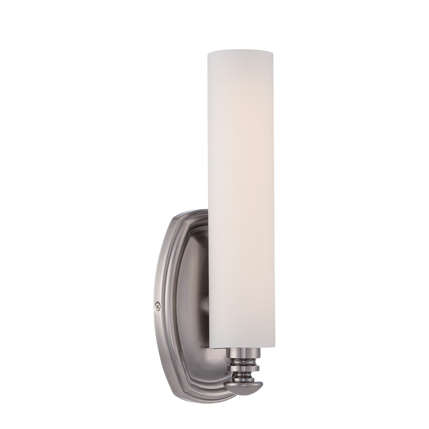 WAC Lighting WS-7012-AN Small 12-Inch Astoria Vanity Sconce