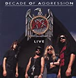 Decade of aggression (live, 1991) by Slayer