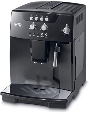 Delonghi Magnifica ESAM 4.110 B Maquina De Espresso, 1450 W, 1.8 Litros, Negro