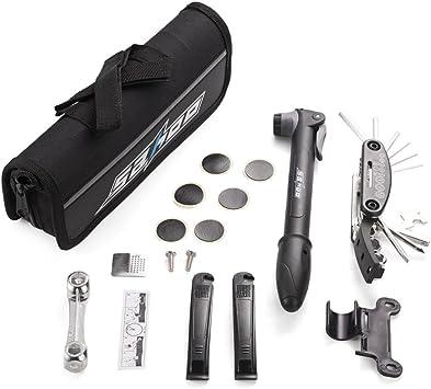 Agapo Herramientas multifunción para Bicicleta, Kit de ...