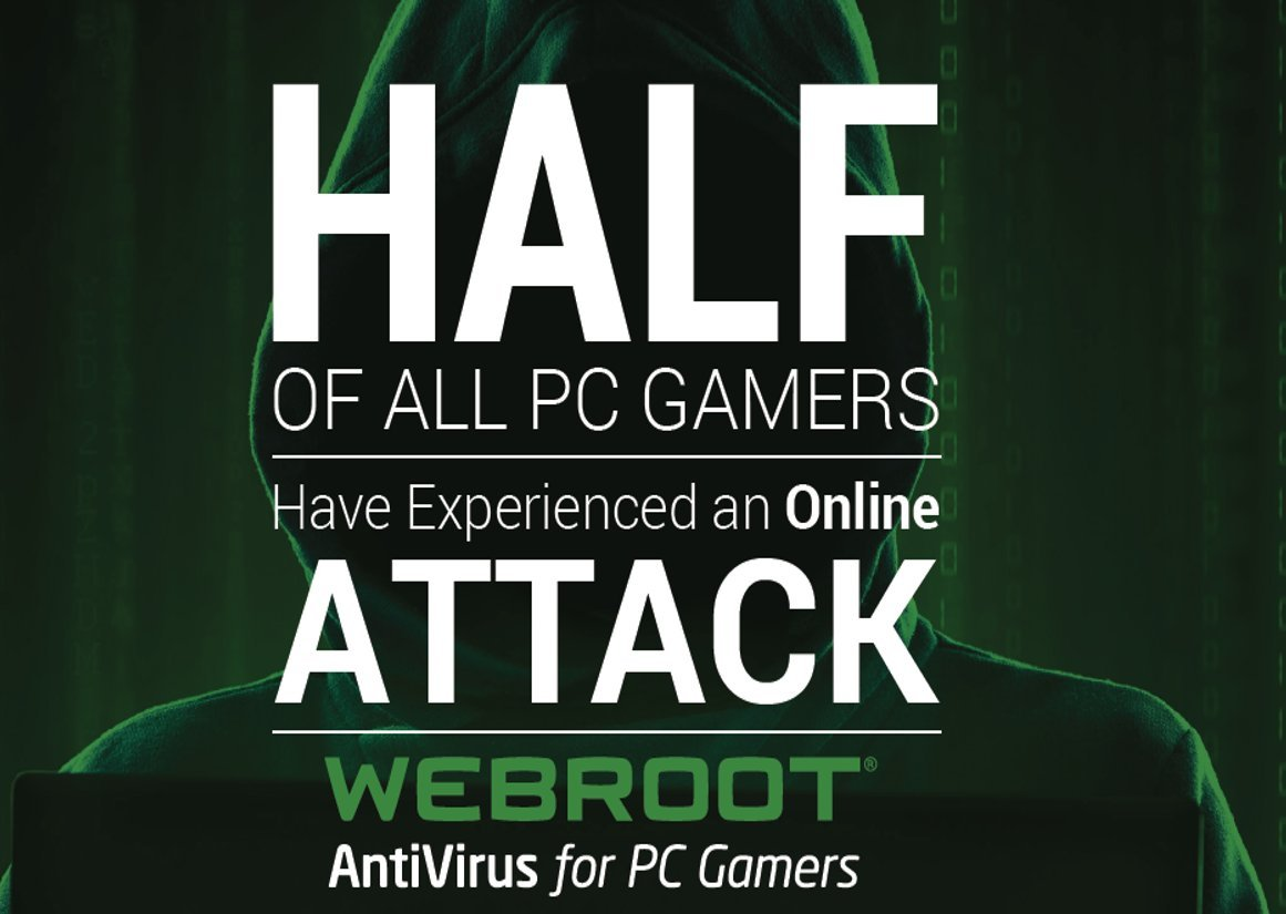 Webroot Antivirus Protection and Internet Security for PC Gamers | 1