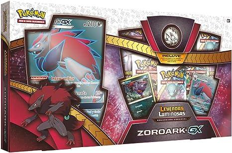 Pokemon JCC Caja Colección Especial Zoroark-GX-Español (Pokèmon POGX1707): Amazon.es: Juguetes y juegos