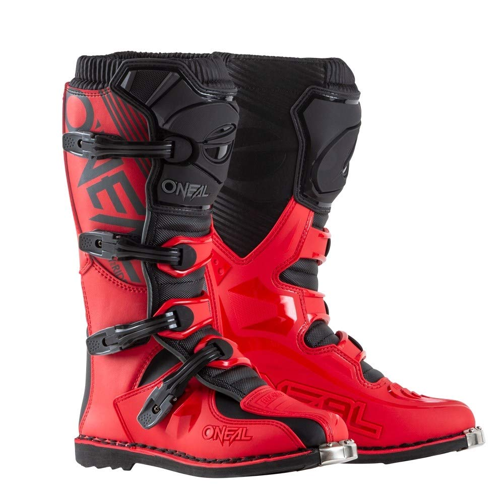 O'Neal 2019 Element Boots (10) (RED)