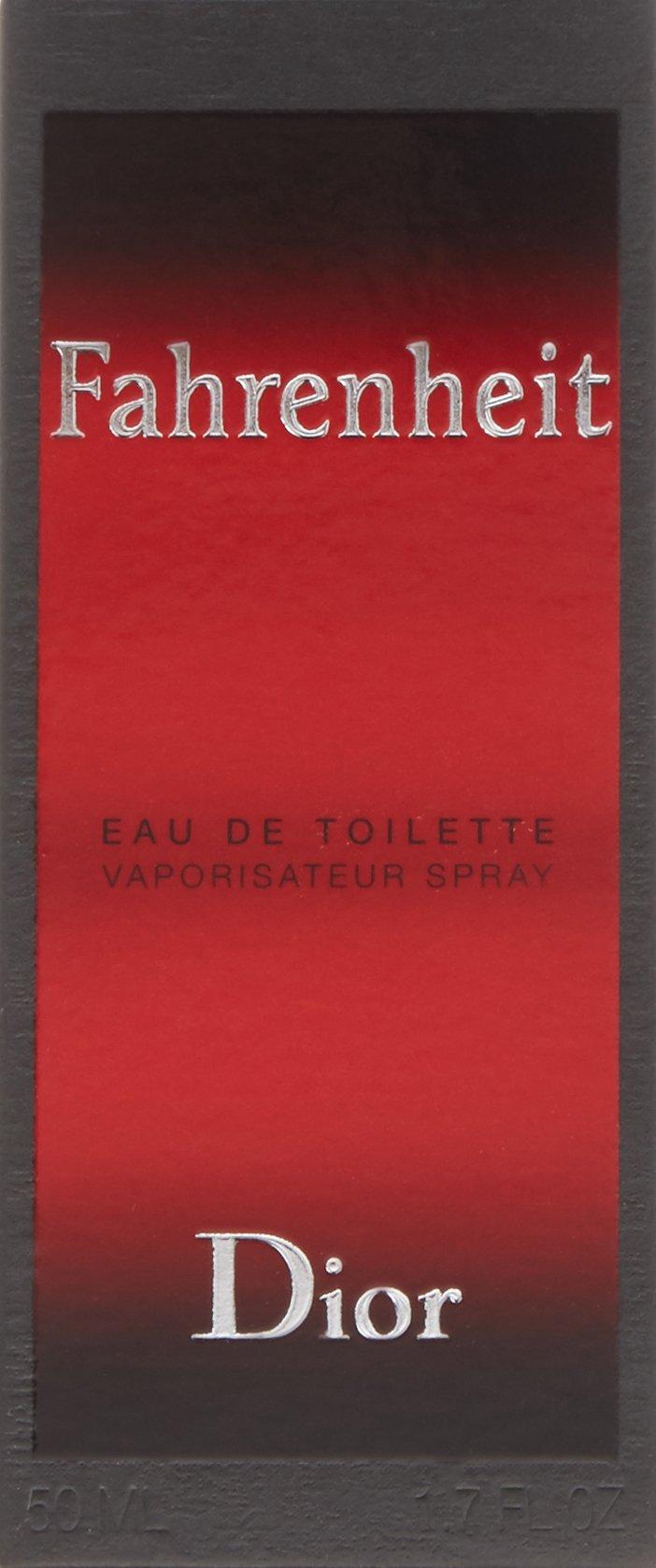 Fahrenheit By Christian Dior For Men. Eau De Toilette Spray 1.7 Ounces by Dior (Image #3)