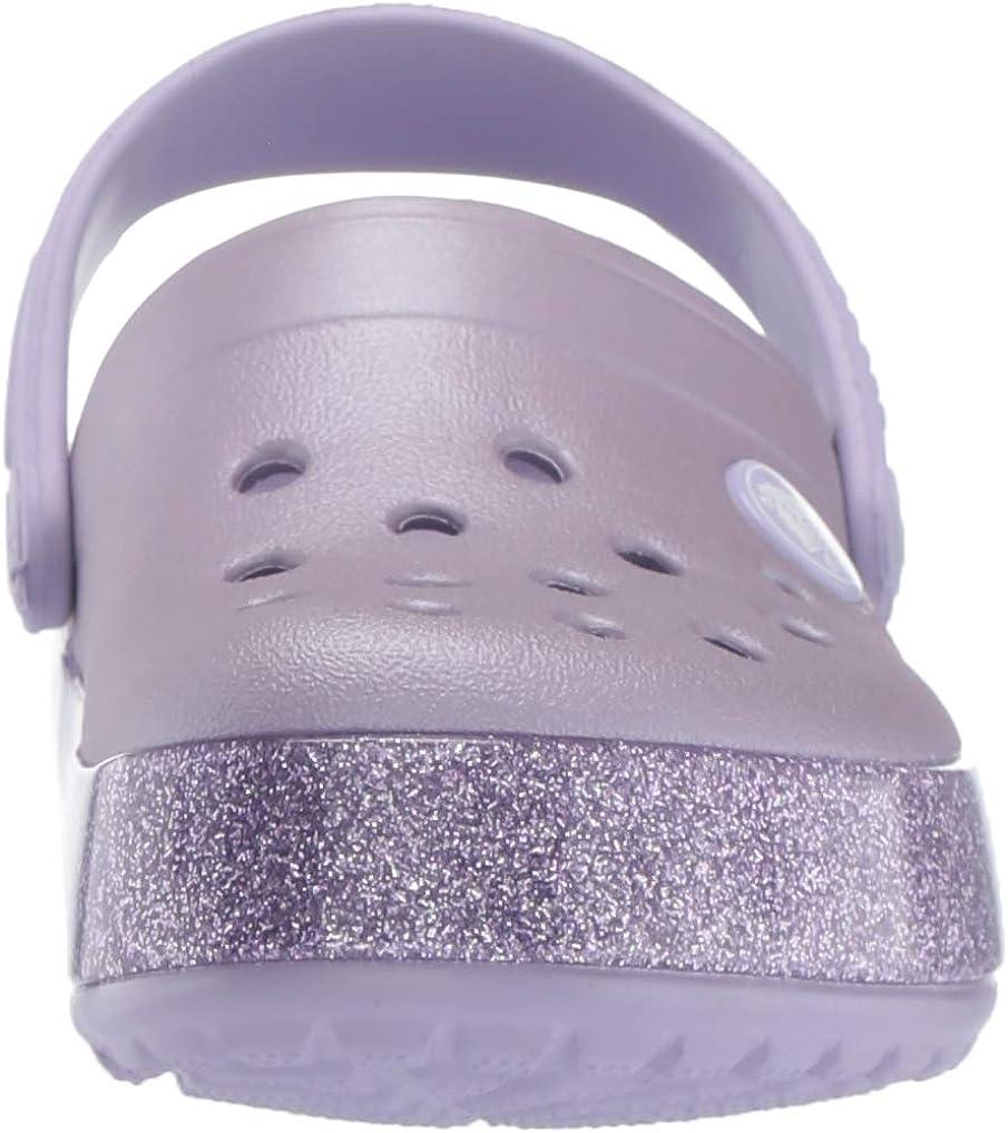 Crocs Kids Glitter Clog