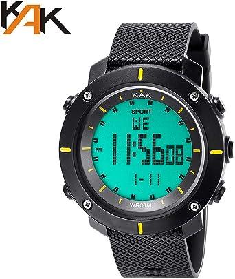Reloj - KAK - Para - AYX8706052555926FA: Amazon.es: Relojes