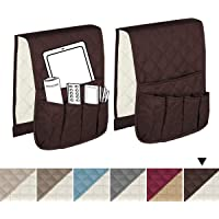 Home Fashion Reversible Quilted Waterproof Plush Furniture Protector for Pets, Features Cozy and Efficient, Soft and Suede - Like