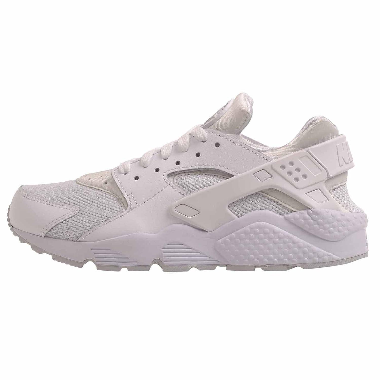 Nike Air Huarache, Zapatillas de Gimnasia Hombre 45|White Pure Platinum White 109