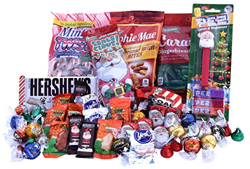 Christmas Candy Care Package - - Christmas Candy