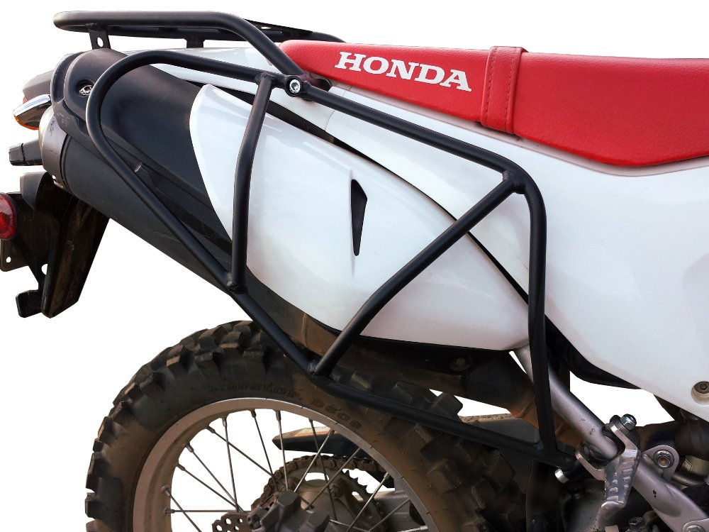 Honda CRF250L Side Luggage Racks (12 - Present) (WILL NOT FIT RALLY) Precision Motorcycle Racks