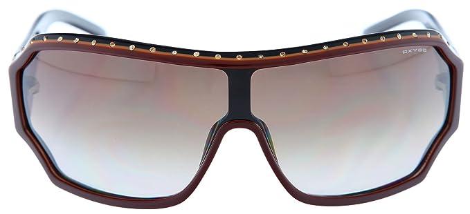 Oxydo Gafas de sol marrón/negro Star ryx2 de byw de ZV ...