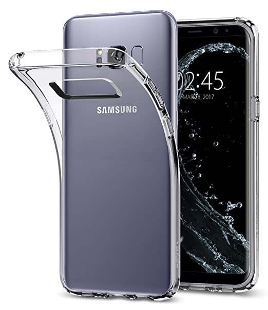 63 opinioni per Cover Galaxy S8 Plus, SPIGEN® Custodia