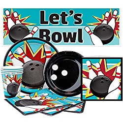 Bowling Party Package for 16 Guests