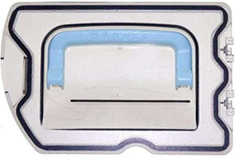 Tapa de depósito de polvo (– Aspirador robot – LG: Amazon.es ...