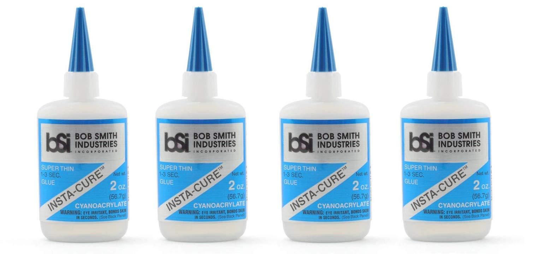 Bob Smith 103 Insta-Cure 2oz Super Thin (4-(Pack))