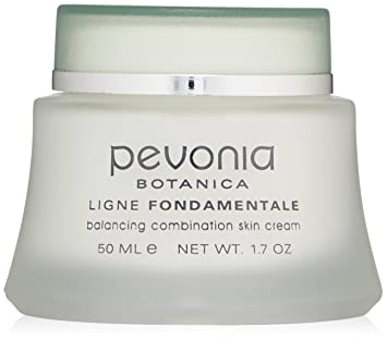 Pevonia Botanica - Balancing Combination Skin Cream -50ml/1.7oz Murad Environmental Shield Essential-C Night Moisture, 3: Hydrate/Protect, 1.7 fl oz (50 ml)