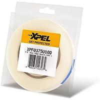 """Xpel (XPF0375U100 - Protector para bordes de puerta (3/8"""" x 100""""), Transparente, 3/8 Inch x 100 Foot"""
