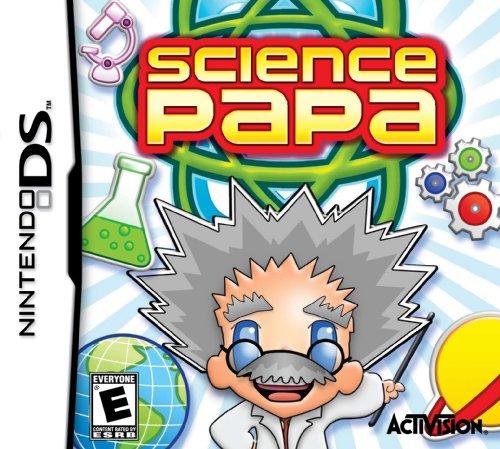 (Science Papa - Nintendo DS)