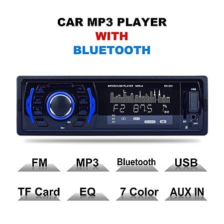 Autoradio Bluetooth CompraFun Reproductor Llamadas