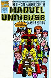 Essential Official Handbook of the Marvel Universe - Master Edition Volume 2