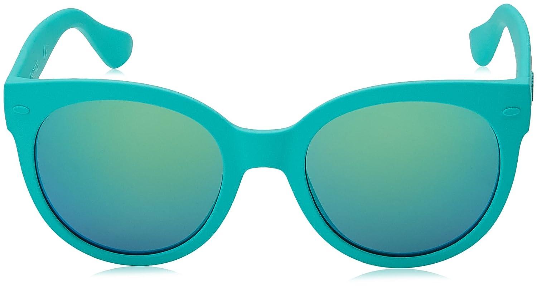 Amazon.com: Havaianas Noronha/m Oval Sunglasses, Turquoise, 52 mm: Clothing