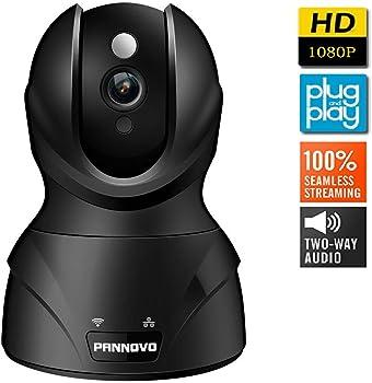 Pannovo HD Home Wireless Baby/Pet Camera