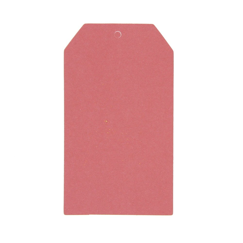 American Crafts Ms. Sparkles & Co. Paperie Cards and Tags Set - Stationery, Arts and Crafts Material - Petal Pink