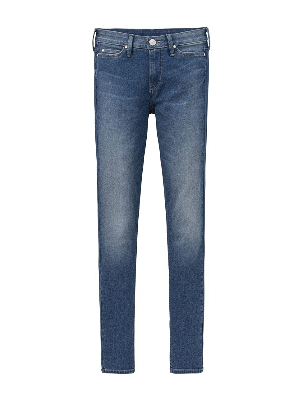 TALLA 26W / 31L. Lee Skyler, Jeans Mujer