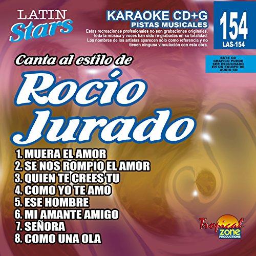 Karaoke: Rocio Jurado 1 - Latin Stars (Amor Karaoke)